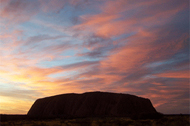 Uluru Ayers Rock guided small group safaris