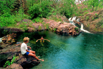 Kakadu park and Top End small guided groups safaris from Darwin