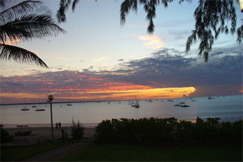 Darwin Sailing Club - thanks for the photo Rob Berude