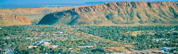 Tour and safari range starting from Alice Springs in Northern Territory Australia