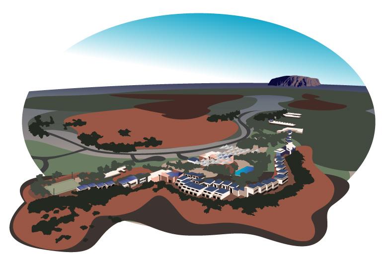 Tours Oneway From Ayers Rock Resort At Yuluru Australia