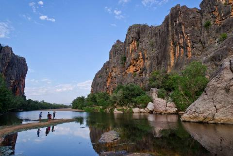 Windjana Gorge Kimberleys